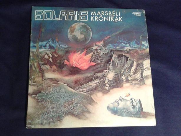 "SOLARIS - ""Marsbéli Krónikák"" 1984 LP - (START)"