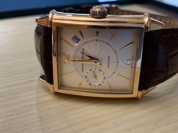 Золотые часы Girard Perregaux