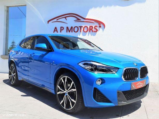 BMW X2 18 d sDrive Auto Pack M