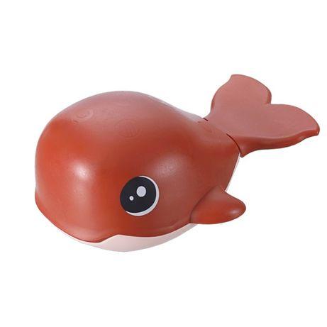 Игрушка для ванной Кит (синий/розовый) Babyhood BH-742