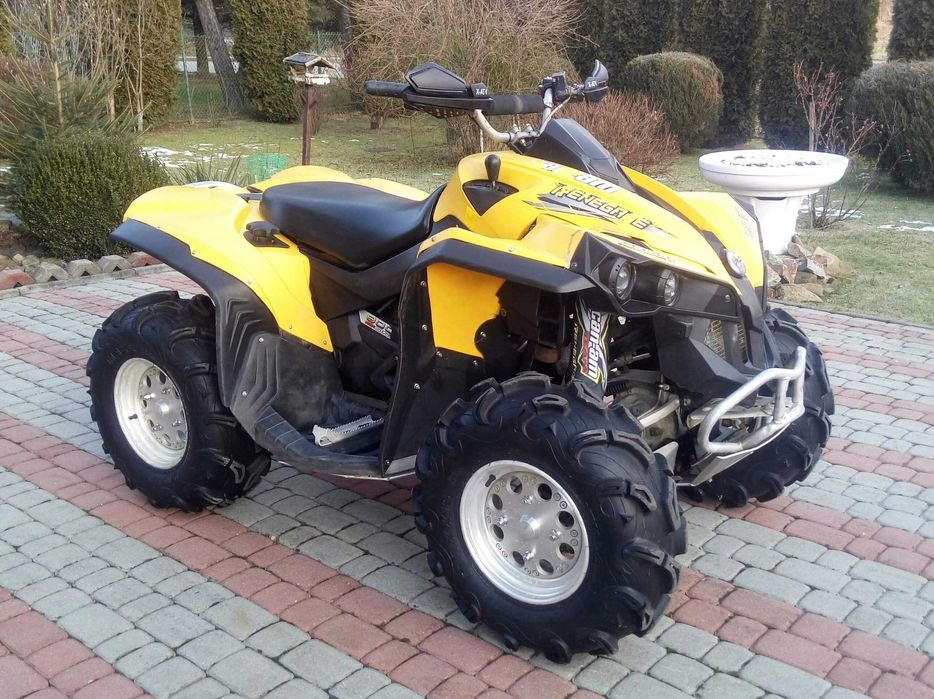 Quad can am 800 Renegade Zahutyń - image 1