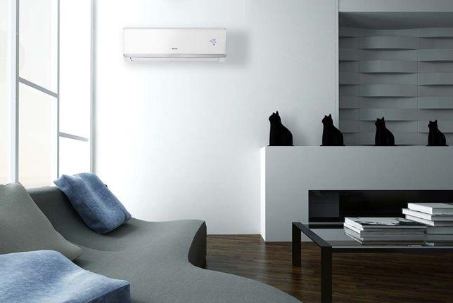 Sprzedaż, montaż, serwis klimatyzacji LG, Samsung, Daikin i innych