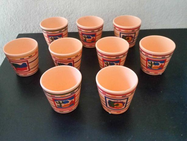 Vários conjuntos de vasos em cerâmica com desconto