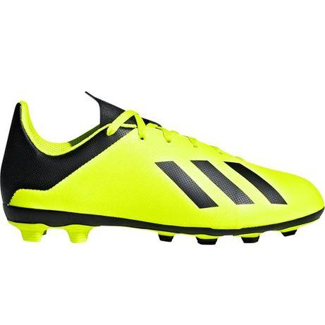 Buty piłkarskie adidas X 18.4 FxG JR - różne kolory i rozmiary