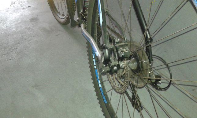 Bike montanha como nova