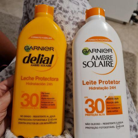 Conjuntos de 2 protetores solares Garnie