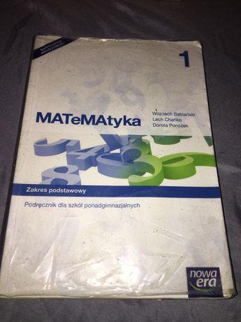 Matematyka 1 Zakres podstawowy