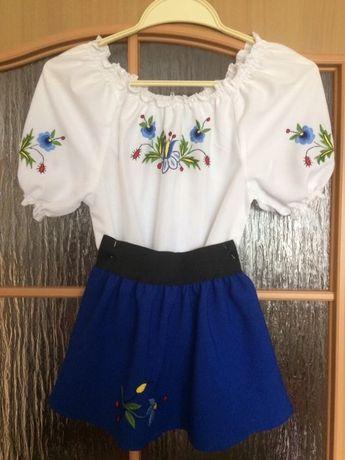 Kaszubska Sukienka dla dziewczynki