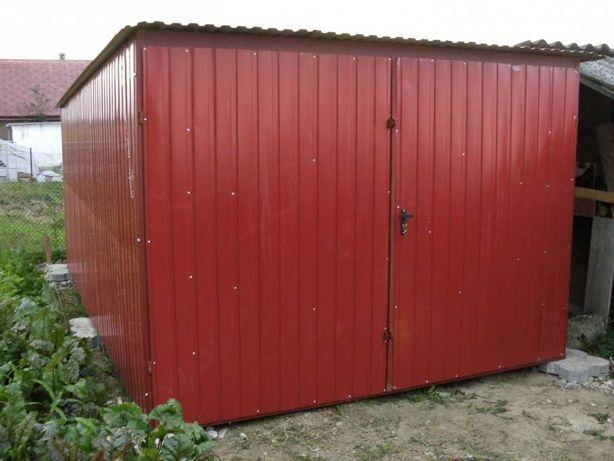 Garaż Akrylowy 3x5 Garaż Blaszane Garaże Drewnopodbne