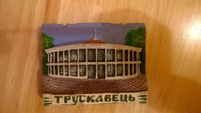 Magnes na lodówkę Truskawiec Ukraina