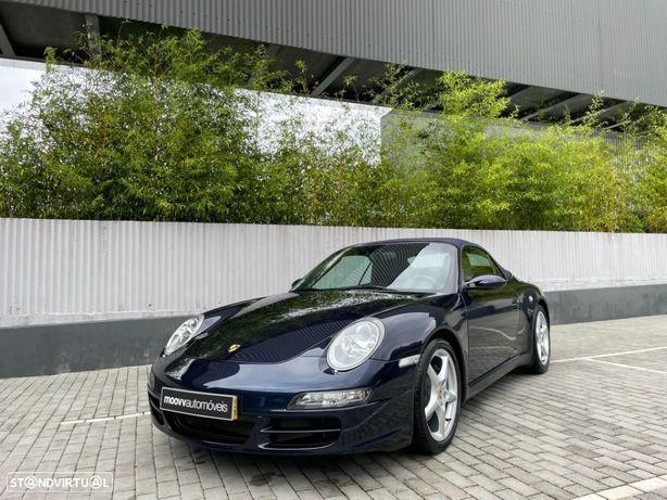 Porsche 997 Carrera Tiptronic