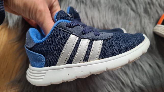 Dwie pary bucików zestaw adidas 22 23