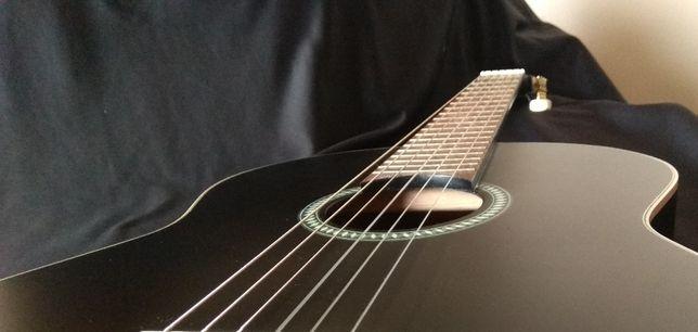 guitarra Iberica 3N Troco por alhambra 7P viola classica