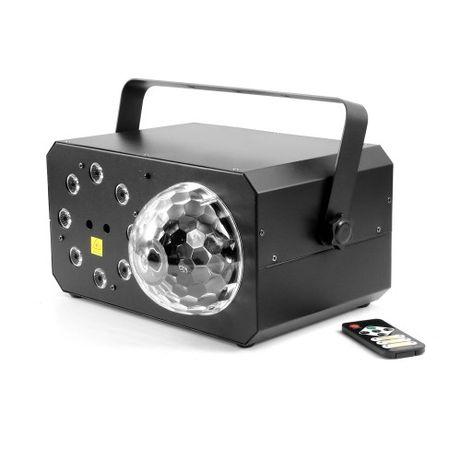 Efekt LED Energy Fusion Set 3-Efekty Laser-Flower-Wash
