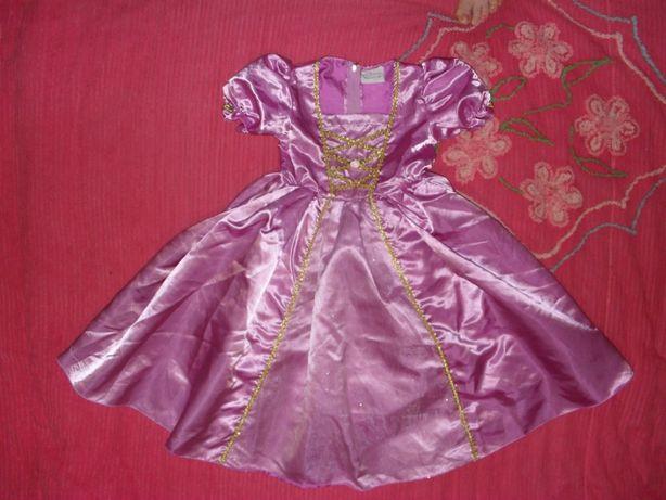 4-8 л карнавальное платье костюм