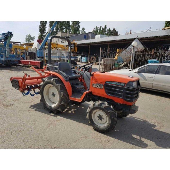 Трактор KUBOTA GB200 Одесса - изображение 1
