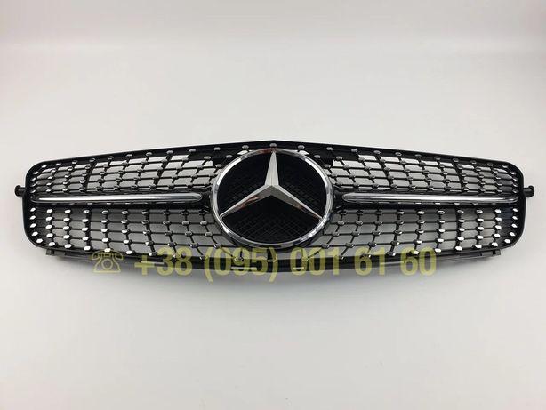 Решетка радиатора Diamond AMG Mercedes С-Class W204 C200 C180 C220 C35