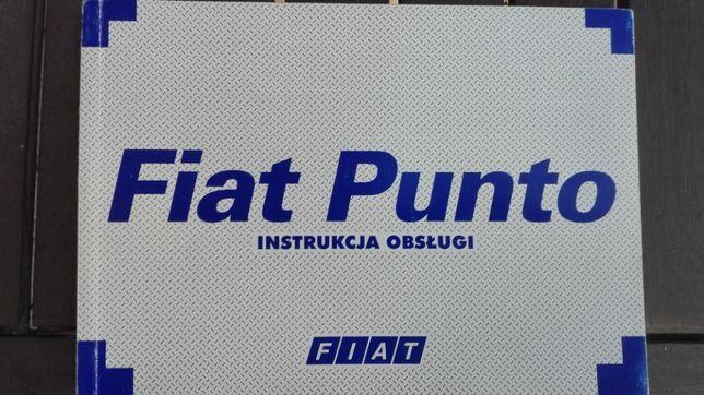 Instrukcja obsługi Fiat Punto