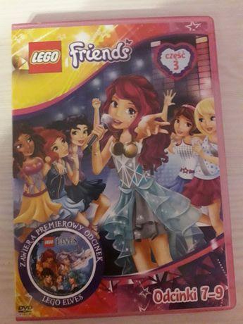 Płyta Lego friends część 3