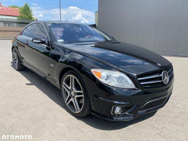 Mercedes-Benz CL biturbo
