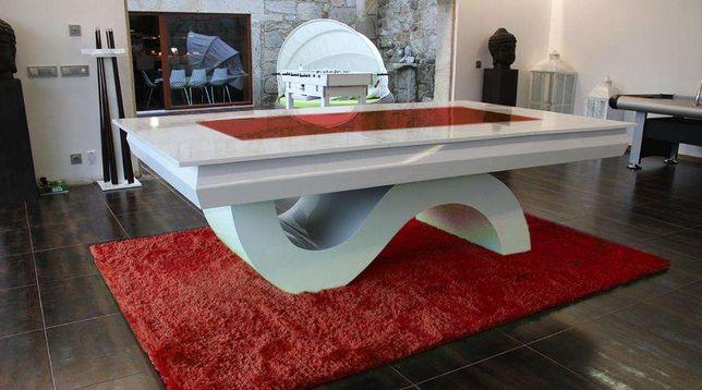 Bilhares Europa Fabricante NOVO modelo Picasso OFERTA tampo de jantar