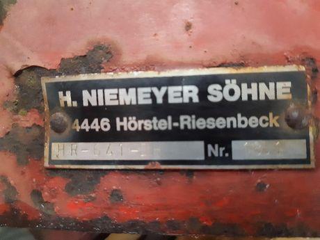 Przetrząsarka Niemeyer HR 641-DH Części