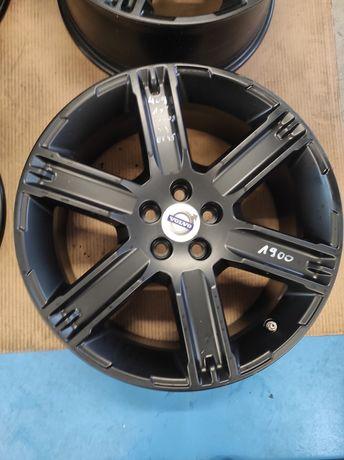 409 Felgi aluminiowe VOLVO R 19 5x108 otwór 63,3 Bardzo Ładne czarne