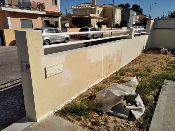 Pinturas Limpeza, impermeabilização de coberturas, telhado e vivendas