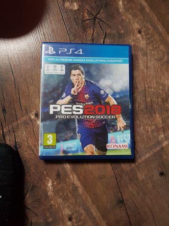 Pes 2018 (Gra PS4)