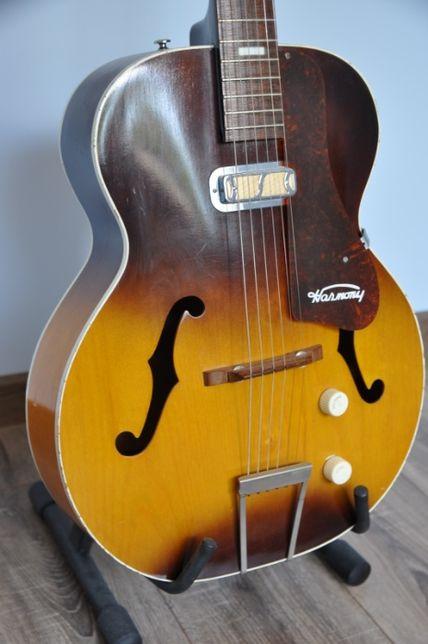 HARMONY H39 Hollywood [1965] gitara jazzowa, archtop USA