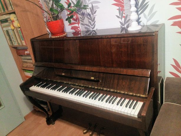 Instrumenty klawiszowe