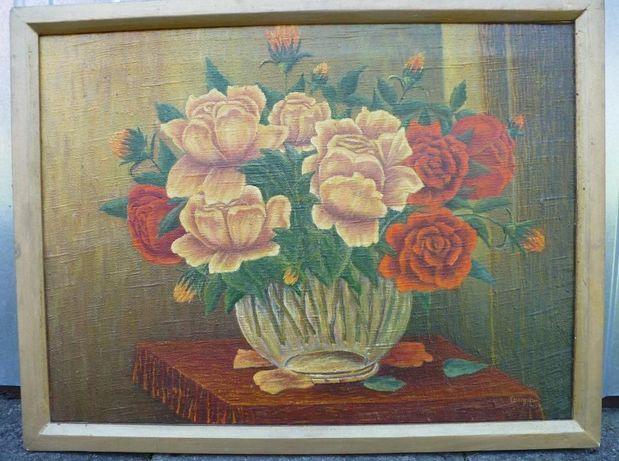 Obraz olejny Kwiaty Czernyszew