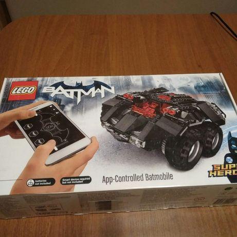 Конструктор Lego 76112LEGO Super Heroes Бэтмобиль с дистанционным упра