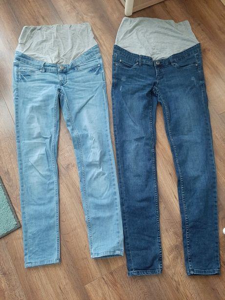 Jeansy/ spodnie ciążowe s-m