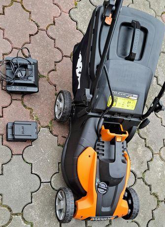 Kosiarka akumulatorowa WORX 40V z ładowarką i akumulatorem 2Ah WG776E