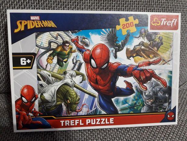 Puzzle Marvel Spider-man 200 Trefl