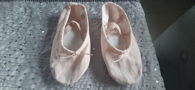 Baletki do tańca r.35
