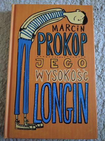 """Nowa,Marcin Prokop """"Jego Wysokość Longin"""" 10zł"""