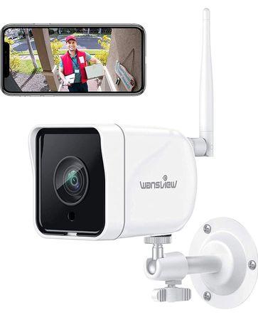 Câmera de Vigilância exterior - WiFi