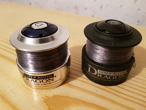 Szpula kołowrotek Dragon Viper RD235i