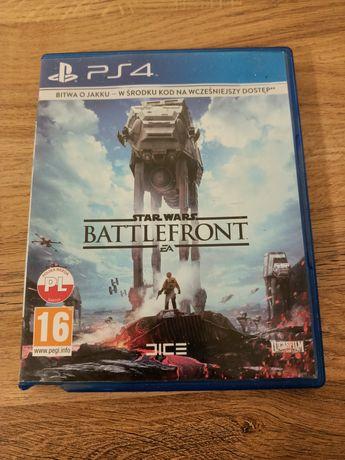 Gra Battlefront PS4