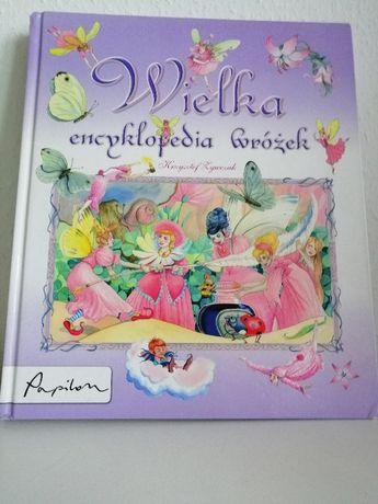 Wielka encyklopedia wróżek K. Żywczak