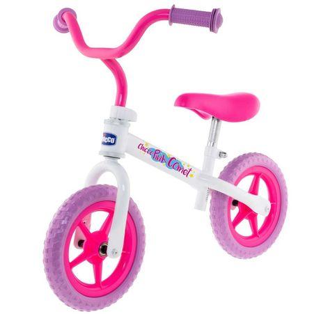 Rowerek Biegowy Chicco Różowy Lekki Pink Comet