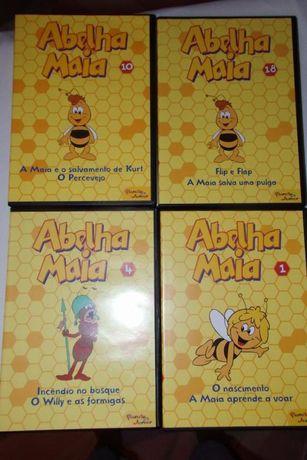 Abelha Maia - Nº 1 - 4 - 18 - M/4 anos