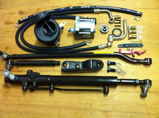 Kits direção assistida/hidraulica tractor Ford, Fiat e Massey Ferguson