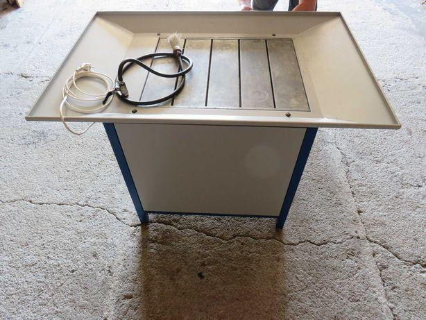 Myjka warsztatowa manualna MST 800 XL