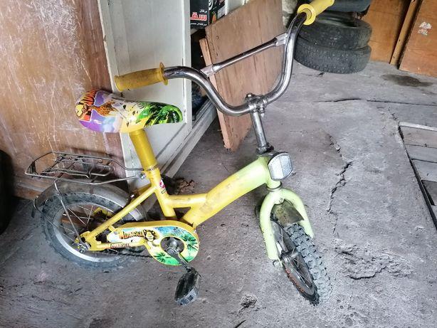 Велосипед двухколесный 3-6 лет