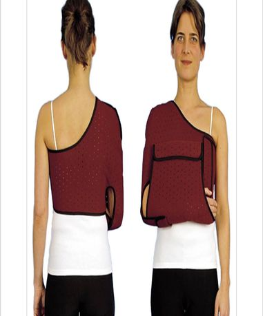 Фиксаторы плечевого и локтевого сустава, бандажи для плеча!