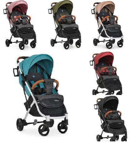 Прогулочная коляска Baby YOGA челом,дождевиком,москиткой,легкая 7 кг