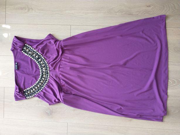 Ubrania ciążowe - sukienka letnia